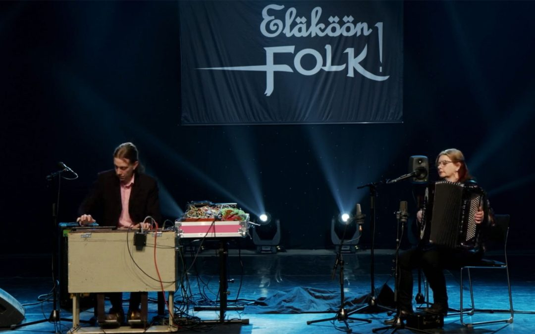 Kaustinen Band of the Year 2021: Maria Kalaniemi & Eero Grundström