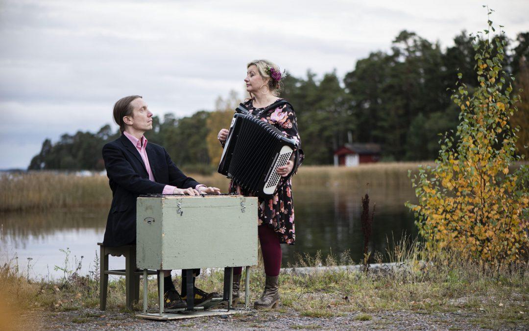 Kaustisen Vuoden yhtye: Maria Kalaniemi & Eero Grundström