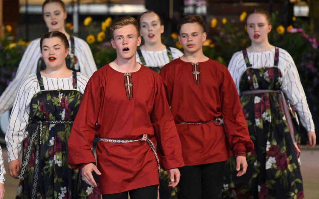 Loppuviikon päiväkonsertit: Vuoden yhtye, Anne Mattila ja Mimmit